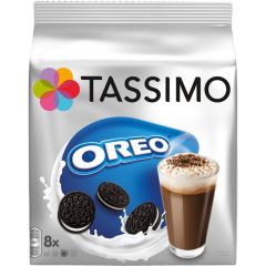 Capsule cu cafea Jacobs Tassimo oreo - 8 capsule - 332gr/pachet