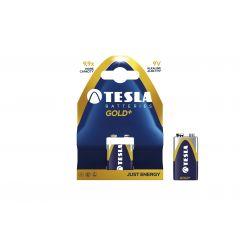 Baterii super alkaline 9V, Tesla Gold - A1099137028