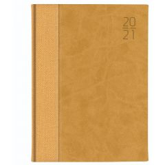 Agenda 17,5x22,5 cm;7 zile/2pag(144pag), BUSINESS - Terra asortate