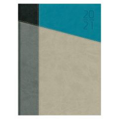 Agenda 21x27cm,7zile/2pag(128pag), PLAN-A-WEEK - Quartet asortate