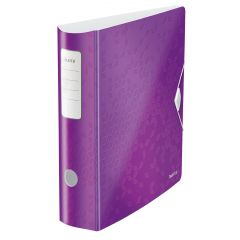 Biblioraft LEITZ 180 Active WOW, polyfoam, A4, 82 mm, mov