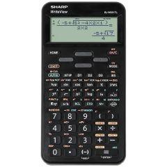 Calculator stiintific, 16 digits, 422 functiuni, 157x78x15 mm, SHARP EL-W531TLBBK - negru