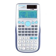 Calculator stiintific Donau Tech DT6001 - argintiu