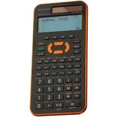 Calculator stiintific, 16 digits, 335 functii, 168x80x14 mm, dual power, SHARP EL-W531XGYR -