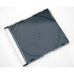 Carcasa plastic CD slimcase