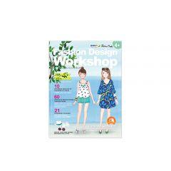 "Carte creativa Stick""n Little Designer Activity book - Sunny Island"