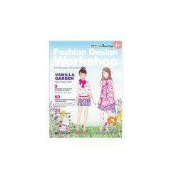 """Carte creativa Stick""""n Little Designer Activity book - Vanilla Garden"""