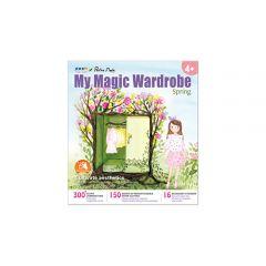 "Carte creativa Stick""n My Magic Wardrobe - primavara"