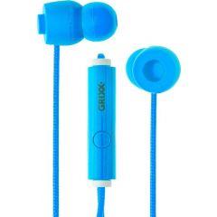 Casti GRIXX Optimum - cu microfon - albastre