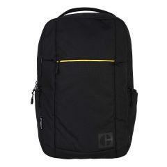 Rucsac CATERPILLAR Code - Quest Adventure, material 420D hexagonal - negru