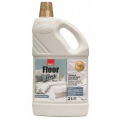 Detergent pentru pardoseli, curata si parfumeaza, 2 litri, SANO Floor Fresh - luxury hotel