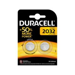 Baterii litiu Duracell CR2032, 3V, 2buc/set