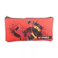 Penar neechipat LEGO M-Line - design rosu NinjaGo Kai