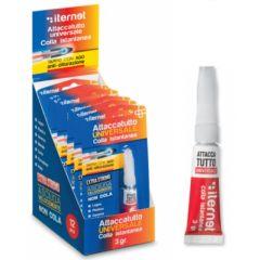 Lipici lichid instant, universal, uscare rapida, 3gr., (similar super glue), ITERNET