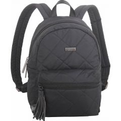 "Mini rucsac femei CATERPILLAR Woman""s Molly, material 600D soft touch nylon - negru"
