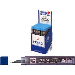 Mine pentru creion mecanic 0,7mm, 12/set, PENAC - B