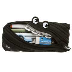 Penar cu fermoar, ZIPIT Gorge Monster - negru