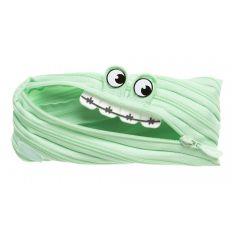 Penar cu fermoar, ZIPIT Gorge Monster - verde menta