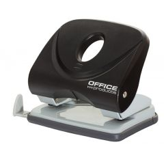 Perforator plastic, 30 coli, Office Products - negru