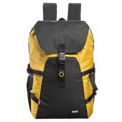 Rucsac ZIPIT Metro Premium - galben cu negru