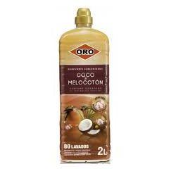 Balsam rufe, 2 litri, ORO Essence of Wellness - Cocoa & Peach