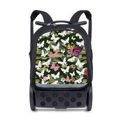 Ghiozdan NIKIDOM Roller Up XL - Butterfly Camo