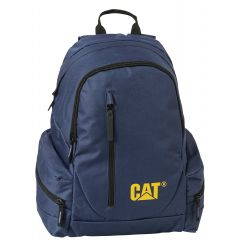 Rucsac CATERPILLAR The Project, material 600D polyester, compartiment laptop - albastru