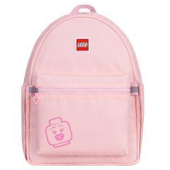 Rucsac Casual LEGO Tribini Joy Large - design Emoji - roz pastel