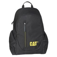 Rucsac CATERPILLAR The Project, material 600D polyester, compartiment laptop - negru