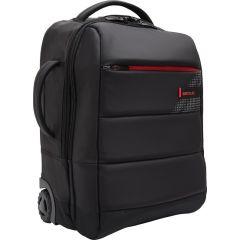 Rucsac troller BESTLIFE Cplus Black - laptop 16 inch, charge pentru USB si TypeC conectori