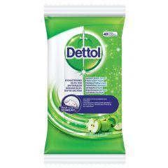 Servetele dezinfectante pentru suprafete, 40 buc/pachet, Dettol