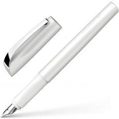 Stilou SCHNEIDER Ceod Shiny (tip M - medium) - corp pearl white