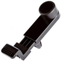 Suport auto GRIXX Optimum - pentru smartphone, cu prindere in grila de ventilatie - negru