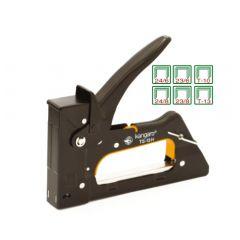 Tacker metalic KANGARO TS-13H - cromat