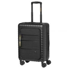 Troller CATERPILLAR Bizz Tools, 20 inch, material ABS hardside - negru