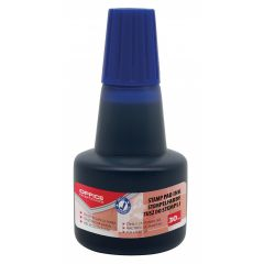 Tus stampile, 30ml, Office Products - albastru