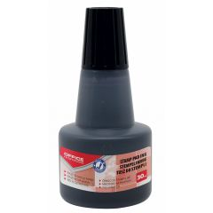 Tus stampile, 30ml, Office Products - rosu