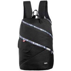 Rucsac ZIPIT Looper Premium - negru cu camuflaj