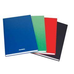 Registru cartonat A4, 96 file - 80g/mp, AURORA - dictando
