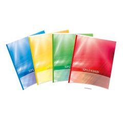 Caiet A4, 60 file - 80g/mp, liniat stanga, coperta imagini sport, AURORA Splendid - matematica