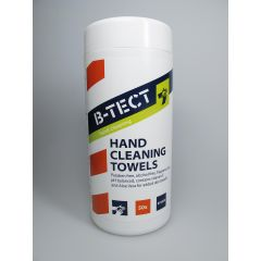 Servetele umede, 13 x 23 cm, pentru curatat mainile, 50buc/tub, B-Tect