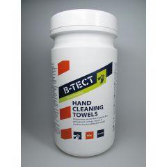 Servetele umede, 20 x 30 cm, pentru curatat mainile, 90buc/tub, B-Tect - Jumbo