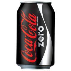 Coca-cola zero doza 0.33 L, 6 buc/bax