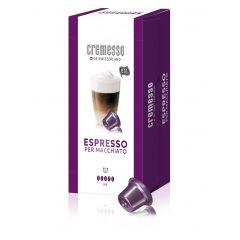 Capsule de cafea Cremesso Per macchiato, 16x6 g