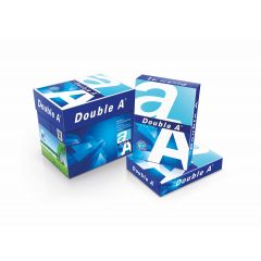Hartie alba pentru copiator   A5, 80g/mp, 500coli/top, clasa A, Double A