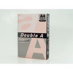 Hartie color pentru copiator  A4,  80g/mp,  25coli/top, Double A - pastel lagoon