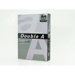 Hartie color pentru copiator  A4,  80g/mp, 100coli/top, Double A - pastel lavender