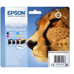 EPSON T07154012 INK T0715 MULTIPACK
