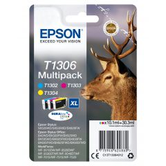EPSON T13064012 INK T1306 MULTIPACK