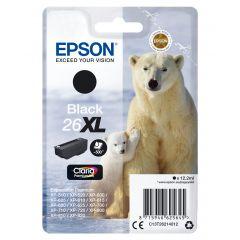 EPSON T26214012 INK 26XL CLARIA BLACK